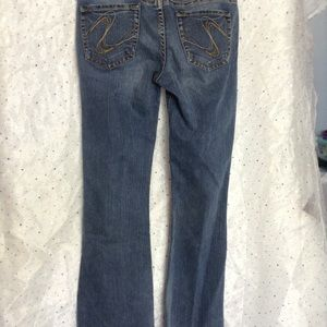 Silver Jeans Jeans - 30/34 SILVER Suki Distressed Jeans